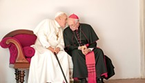 <i>Two Popes</i> Is a Lively Look at the Faith and Burdens of Two Men in the Same Field