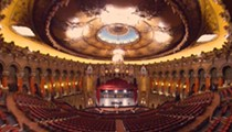 New Drone Footage of the Fox Theatre Is Hauntingly Beautiful