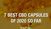 7 Best CBD Capsules and Edibles in 2020
