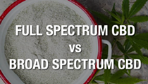 What to Know About Full-Spectrum and Broad-Spectrum CBD