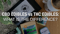 CBD Edibles vs THC Edibles: Is There Any Difference?