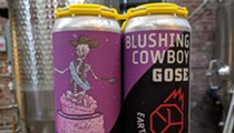 Earthbound Debuts Blushing Cowboy Gose, Fresh Off Its New Canning Line