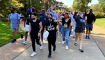 Breonna Taylor Memorial at Saint Louis University Defaced, Sparking Protests