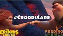 Help The Croods Provide One Million Meals To Families In Need This Holiday Season Through Feeding America