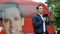 Hartmann: An Act of Treason by and for Josh Hawley