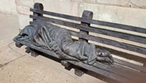 'Homeless Jesus' Sculpture Stolen from New Life Evangelistic Center