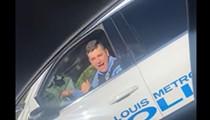 SLMPD Officer Really Into Kodak Black's 'No Flockin' in Viral Video