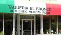 Taqueria El Bronco
