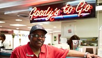 Goody Goody Diner's Sly Bell Writes an Impromptu Poem for Every Customer (VIDEO)