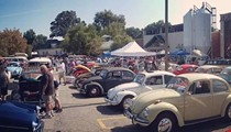 "VW Enthusiasts to ""Think Small"" in Maplewood This Weekend"