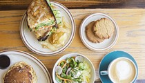 Review: Rise Coffee House Is Serving Dazzling Cafe Fare