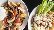 Fairview Lounge Offers Incredible Peruvian Food, Inside a Gas Station