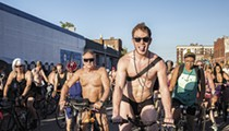 I Rode My Ass Off at St. Louis' World Naked Bike Ride
