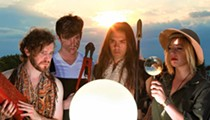 Kid Scientist's Record Release Show This Weekend Looks Completely Bonkers
