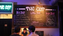 The Cut Brings Sausages and Sides to the Fortune Teller Bar