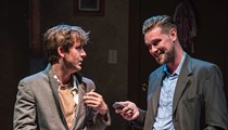 <i>The Feast</i> Plunges Into Toilet Trouble and Madness at St. Louis Actors' Studio