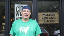 Chris 'Mac' McKenzie of Mac's Local Eats Is Obsessed with Keeping It Real