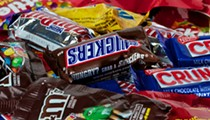 Milky Way, Double Bubble Top Missouri's List of Most-Purchased Candy