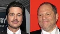 Brad Pitt Once Threatened a 'Missouri Whooping' on Harvey Weinstein