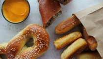 Pretzel Pretzel, 'Home of the Stuffed Pretzel,' Now Open in Affton