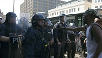 Protesters' Goggles, Masks Made Them Targets, Police Lieutenant Testifies