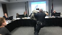 Cop Body Slams Adjunct Instructor at St. Louis Community College Trustee Meeting