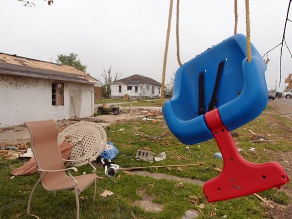 Joplin Tornado Three Weeks Later