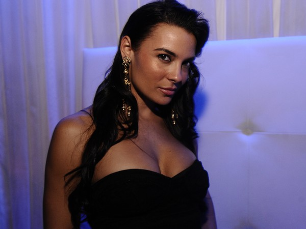 Krista Ayne At Lure Nightclub
