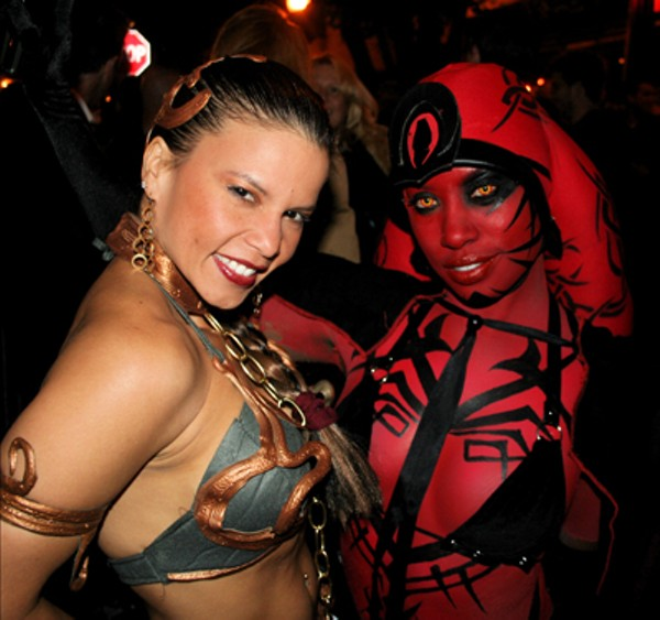 Adult Costume Party