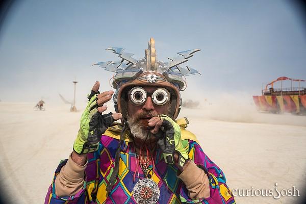 CuriousJosh: The People of Burning Man 2013
