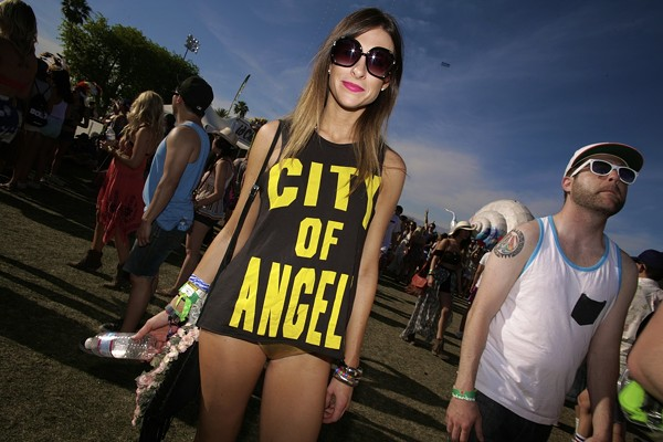 Coachella 2013: She's Out of Your League, Bro