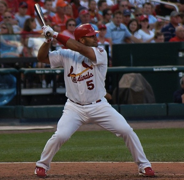Albert Pujols Accused Of Steroid Use Quot I Know For A Fact