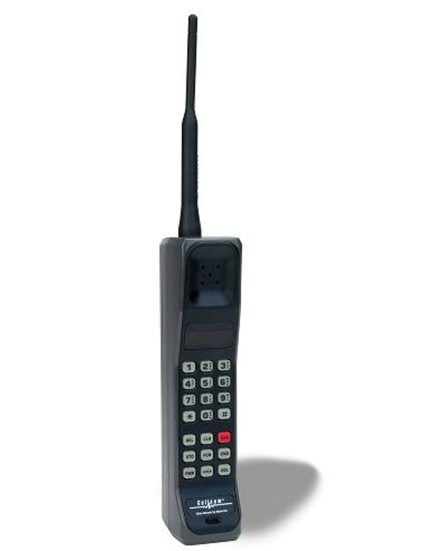 Twenty-Five Years Ago Today: The First Cell Phone Rang in ...