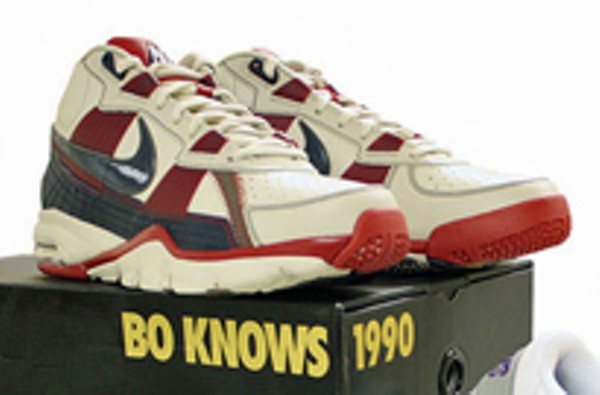bo knows shoes