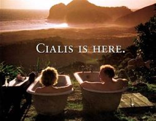Can cialis make you go blind