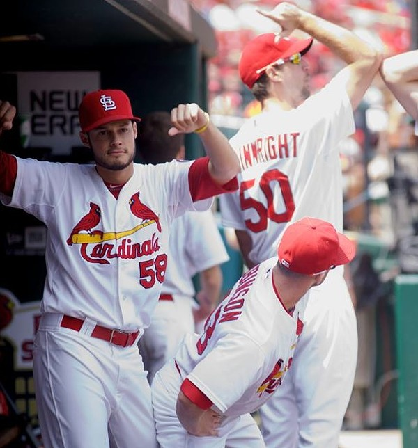 St. Louis Cardinals Ranked MLB's Best-Looking Team, No. 1 ...