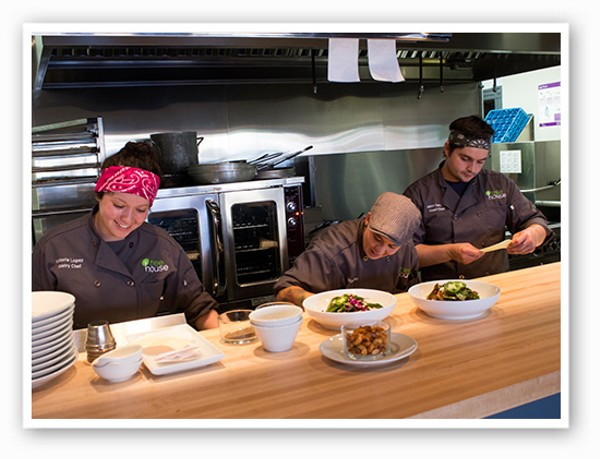 First Look Tree House Serves Vegetarian Vegan Raw And