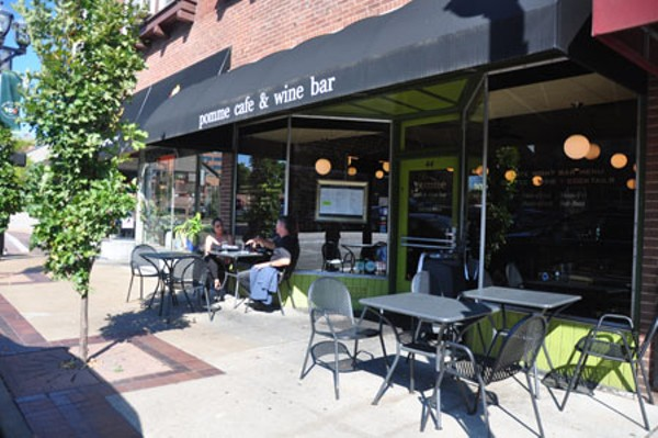 Pomme Cafe And Wine Bar St Louis