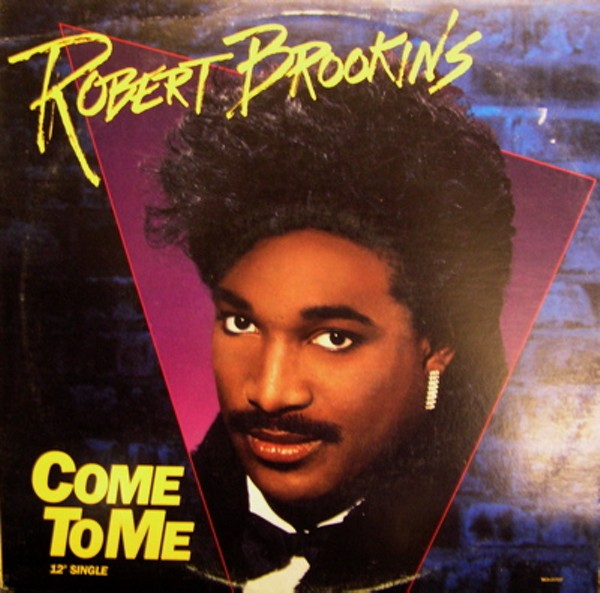 Second Spin Robert Brookins Quot Come To Me Quot Music Blog