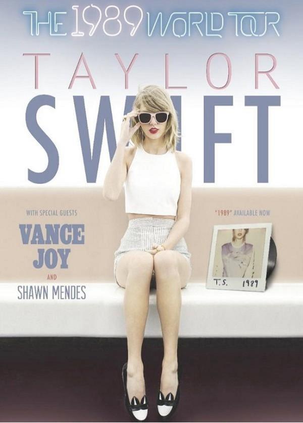 Taylor Swift Announces 1989 World Tour Including St Louis Dates Music Blog