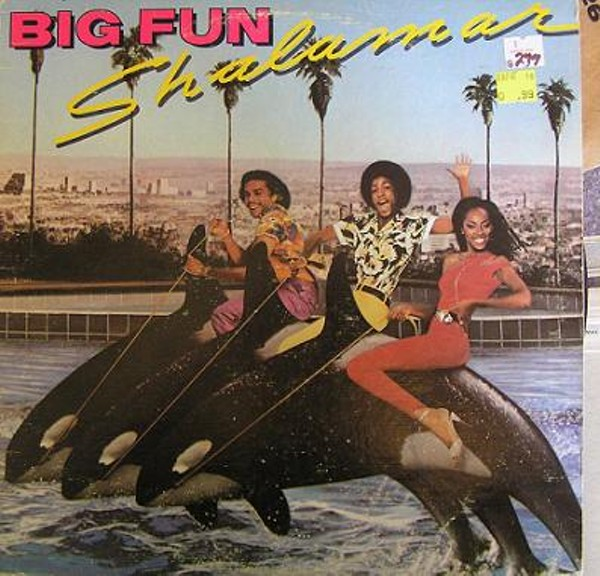 Second Spin Shalamar Big Fun Music Blog
