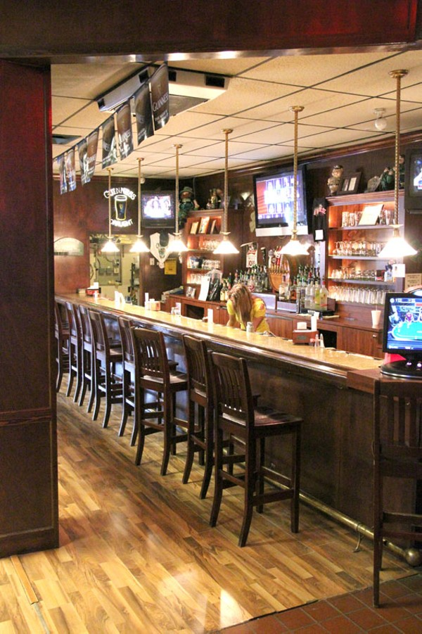Crehan 39 s irish pub belleville fairview heights for Food bar in cahaba heights