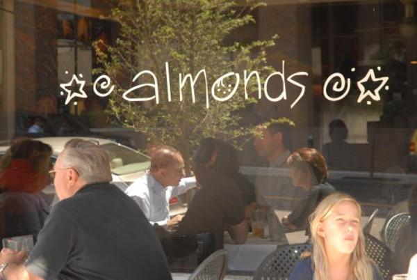 Almonds Restaurant St Louis Mo