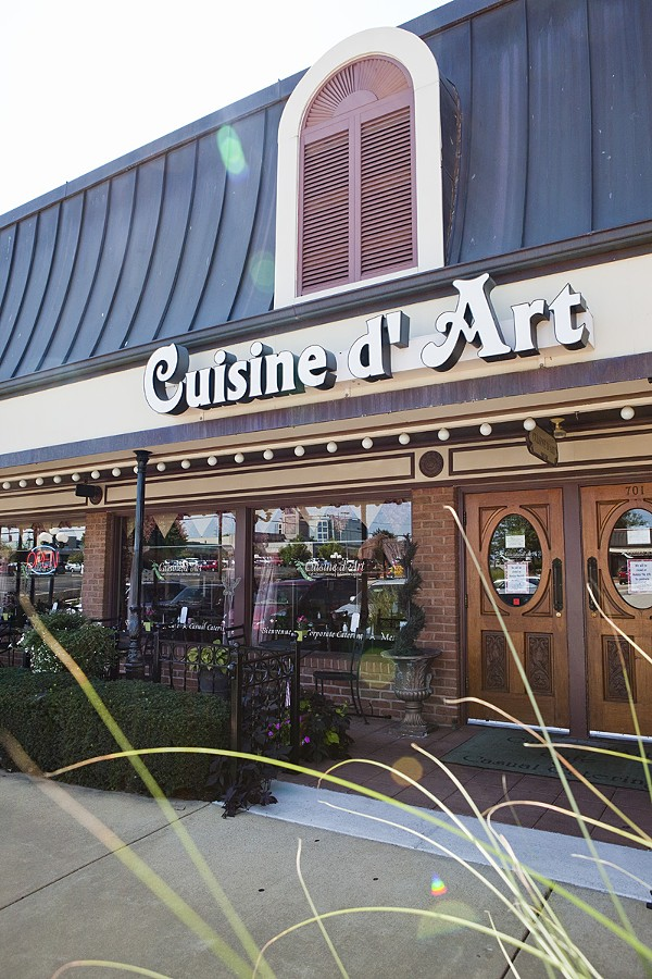 Sun Cafe St Louis Menu