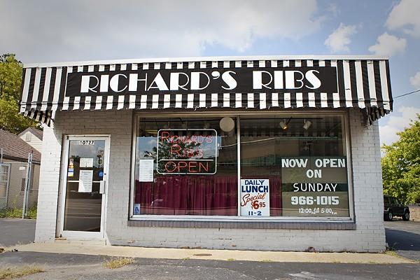 Richard S Ribs Kirkwood Barbecue Restaurants