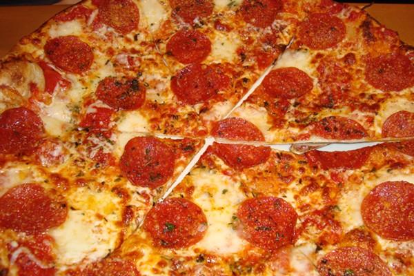Menu For California Pizza Kitchen Manchester Mo