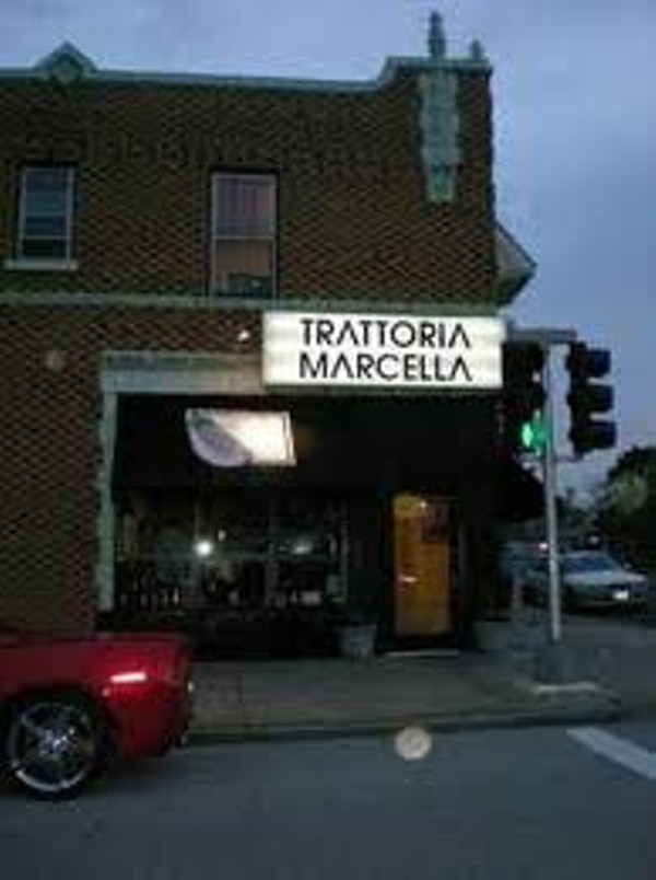 Best Itialian Restaurant In St Louis Mo