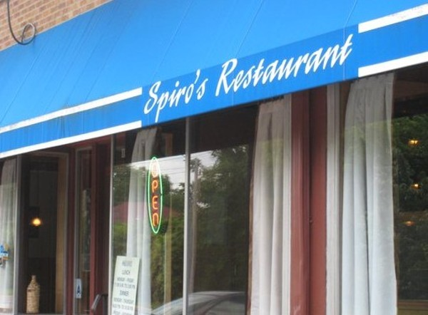 Spiro S Restaurant Natural Bridge