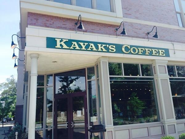 Kayak S Cafe St Louis Mo