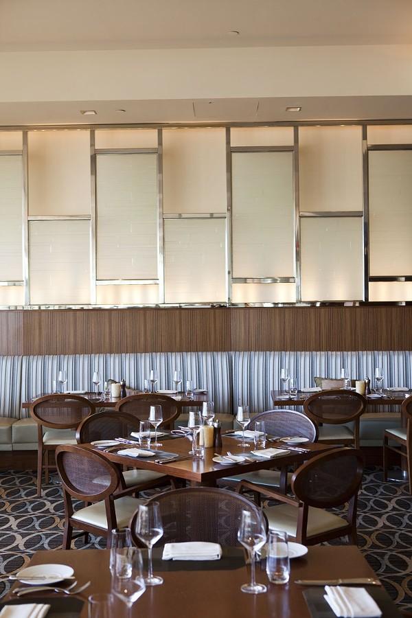 Cielo St Louis Riverfront Contemporary Continental Italian Restaurants